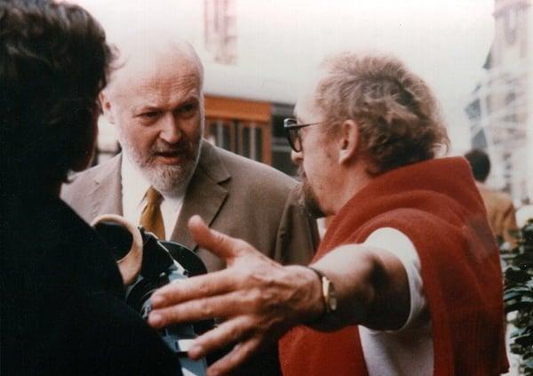 Far og Istvan 1983
